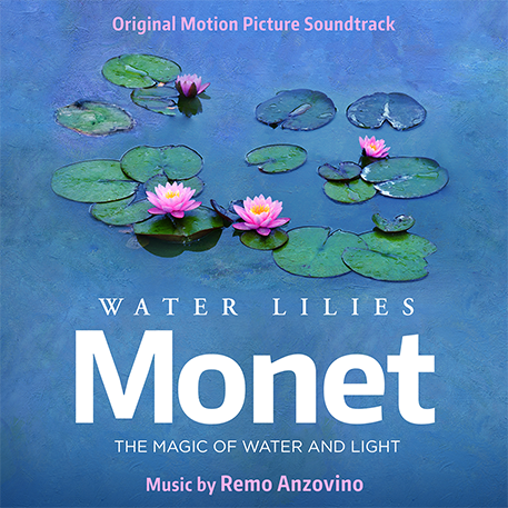Water-Lilies-of-Monet-A